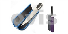 BISBELL Magnetický kryt-pouzdro na nože, 2ks, 150*25mm