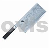 DM-0712 Nůž čínského šéfkuchaře délka ostří 19,5 cm
