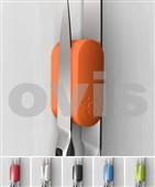 BISBELL Magnetický držák na  2 nože oranžový