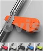 BISBELL Magnetický držák na nože oranžový, 300mm