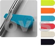 BISBELL Magnetický držák na nože modrý, 300mm