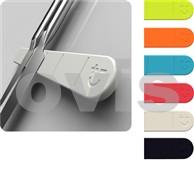 BISBELL Magnetický držák na nože bílý, 300mm